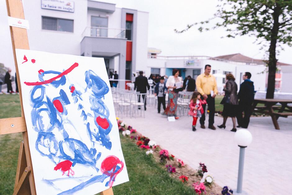 Εγκαίνια του νέου κέντρου στην Αλεξάνδρεια Ημαθίας